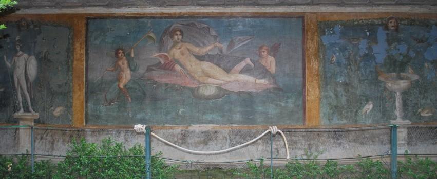 Pompei - Casa della Venere in Conchiglia