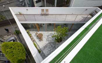 Takeshi Hosaka, Garden House, Yokohama