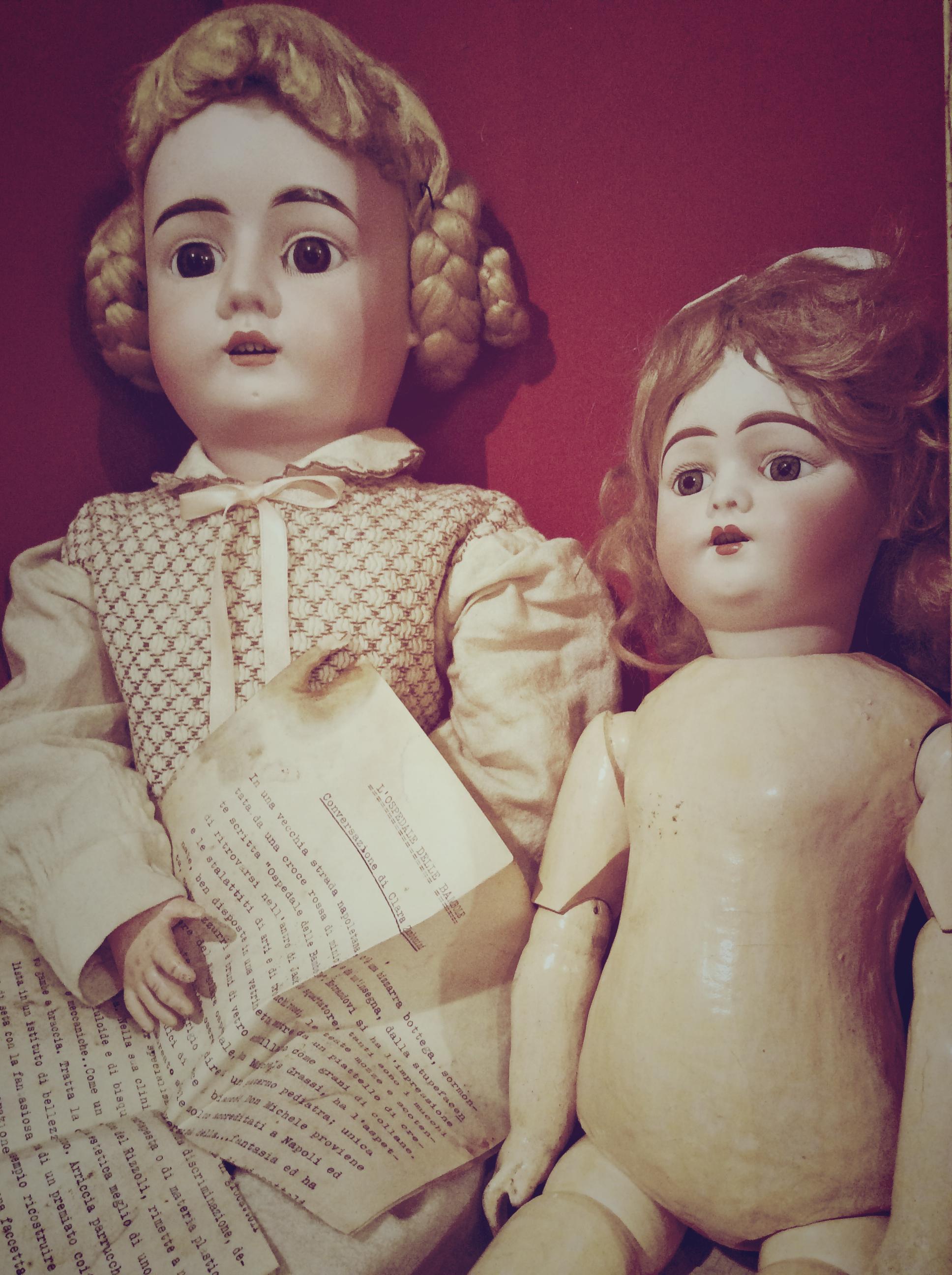 L'ospedale delle bambole