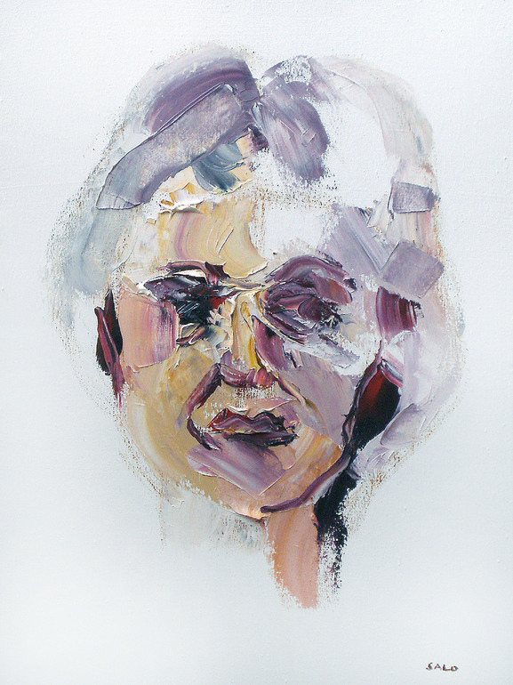 Elaine de Kooning - Steve Salo