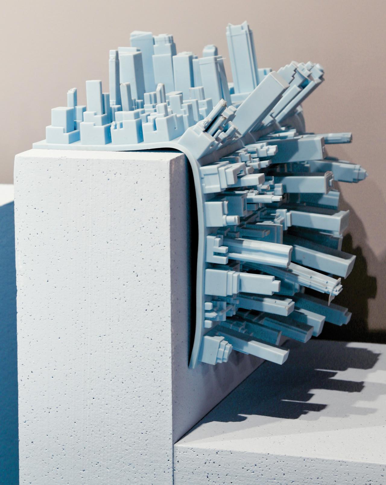 Luca Nichetto, Inception per Seletti, vista dell'installazione