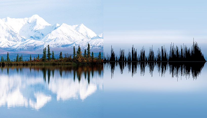 Anna Marinenko - Nature Sound Waves