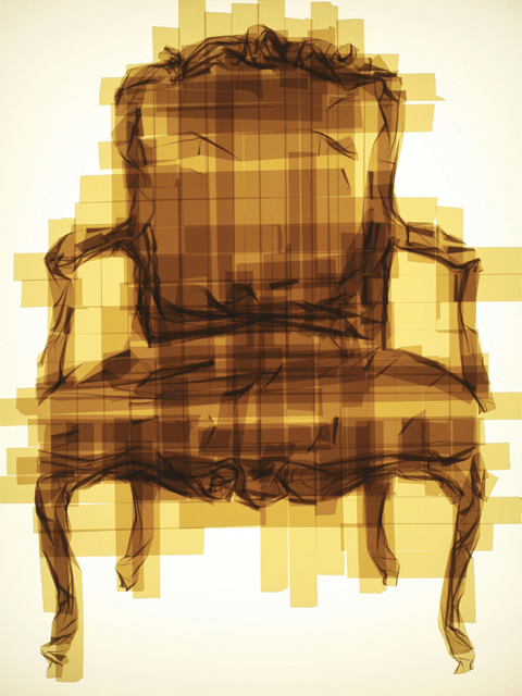 MARK KHAISMAN - Chair_5, 2011