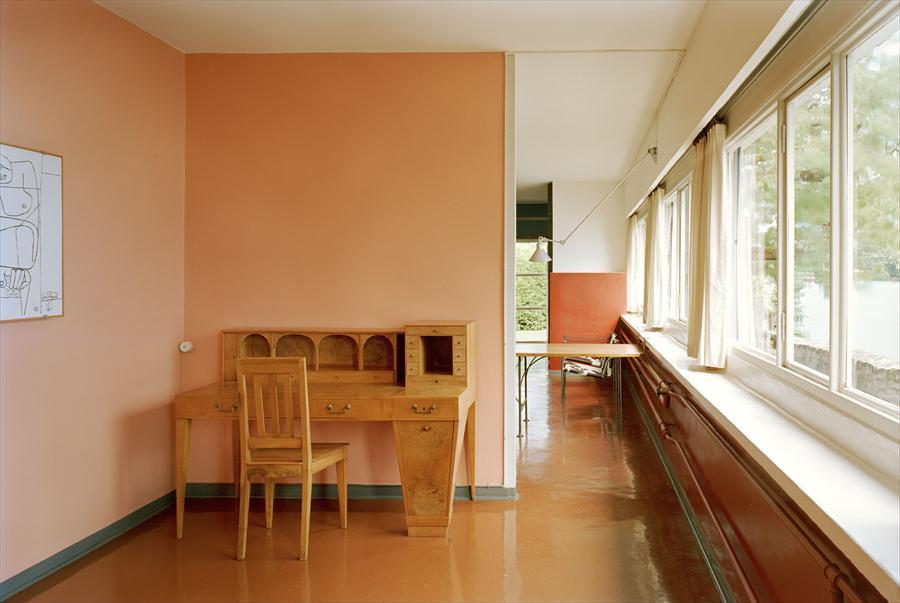 Une petite maison le corbusier - Finestre a nastro ...