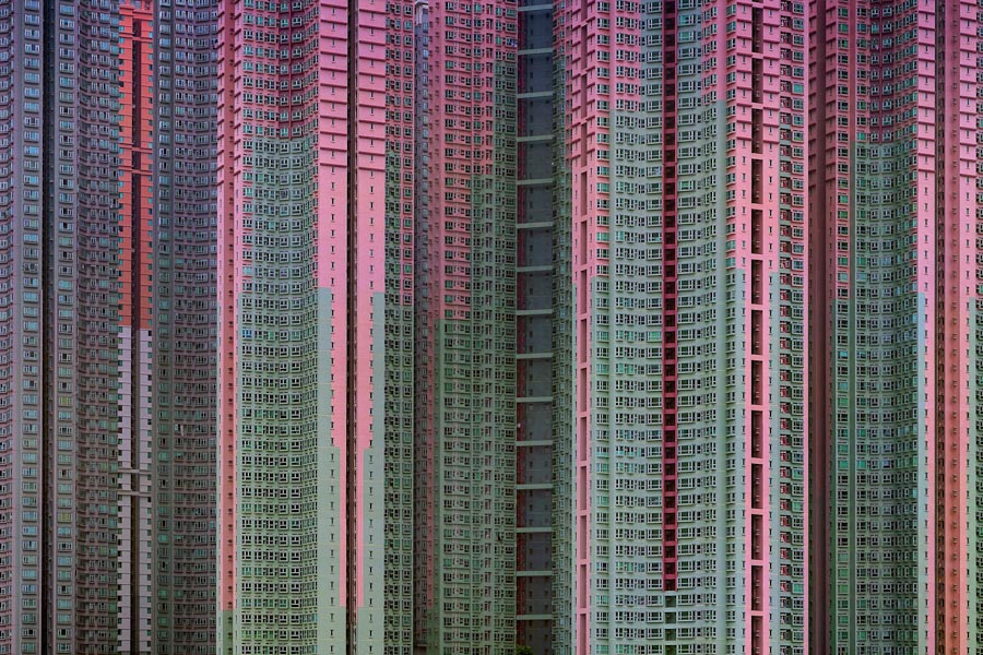 Michael Wolf - Architecture of densitiy