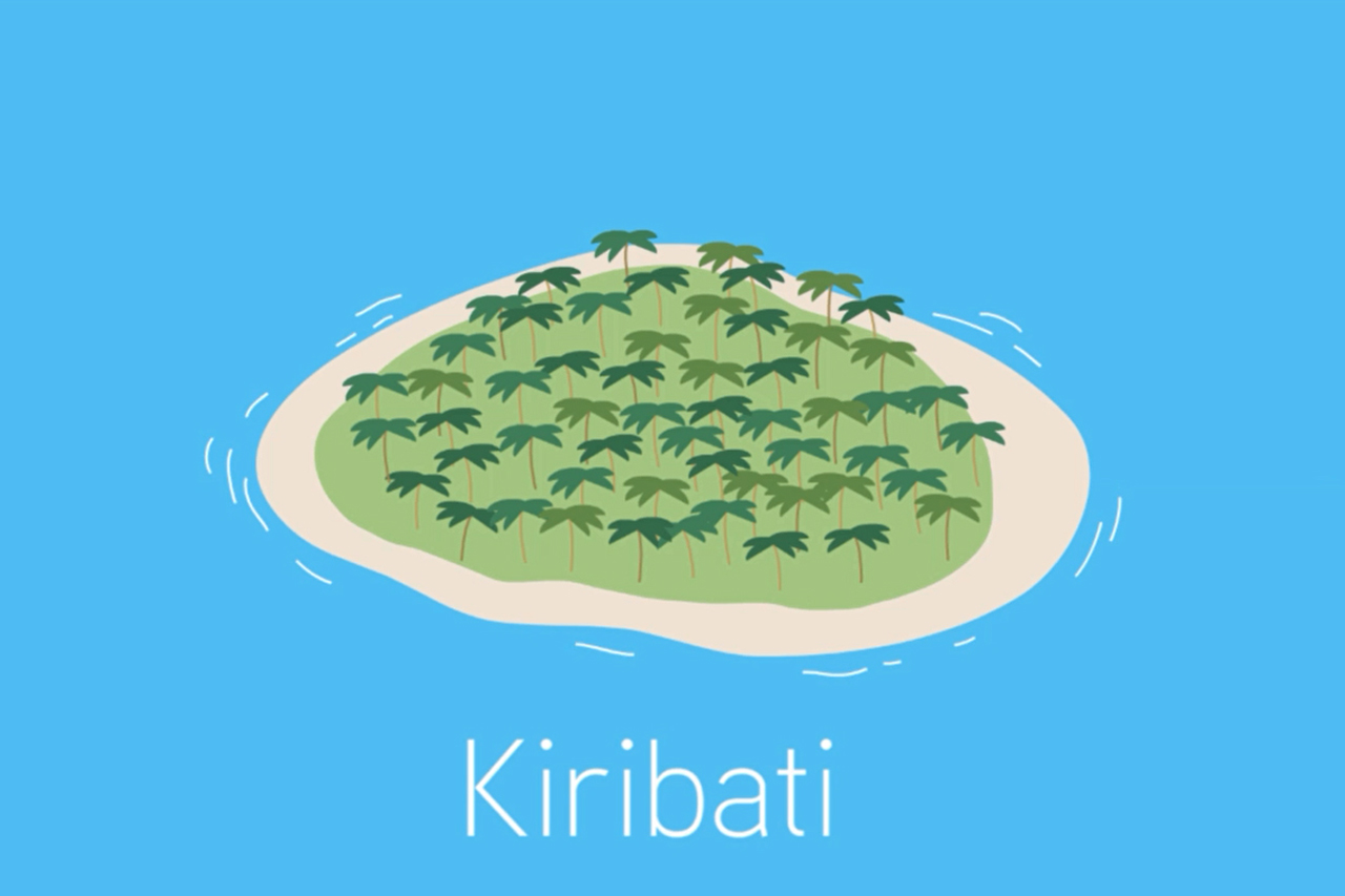 Kiribati, a guide to Neverland