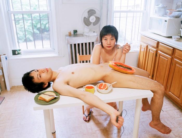 Experimental Relationship – Yijun Liao