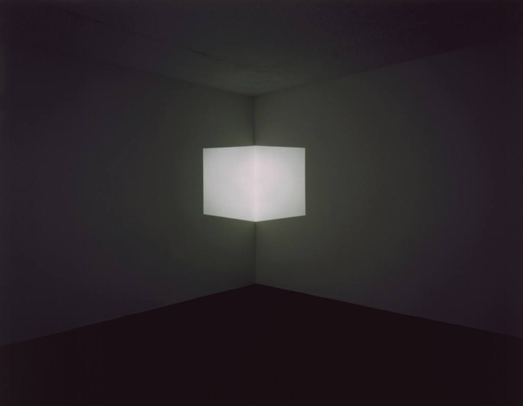 James Turrell Afrum White