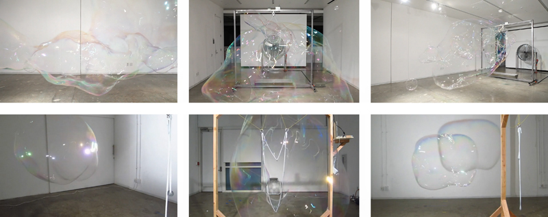 nicholas hanna bubble device
