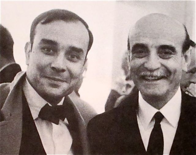 Yves Klein Lucio Fontana