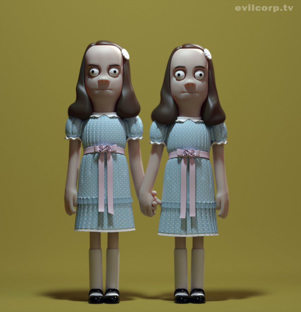 A Large Evil Corporation - Twins