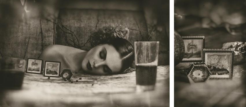 Chiara Scarpitti - A double story (2014)