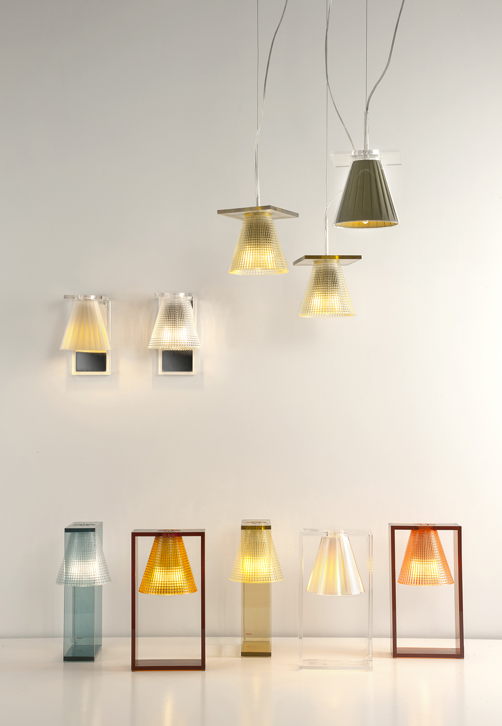 LIGHT AIR Family - Kartell