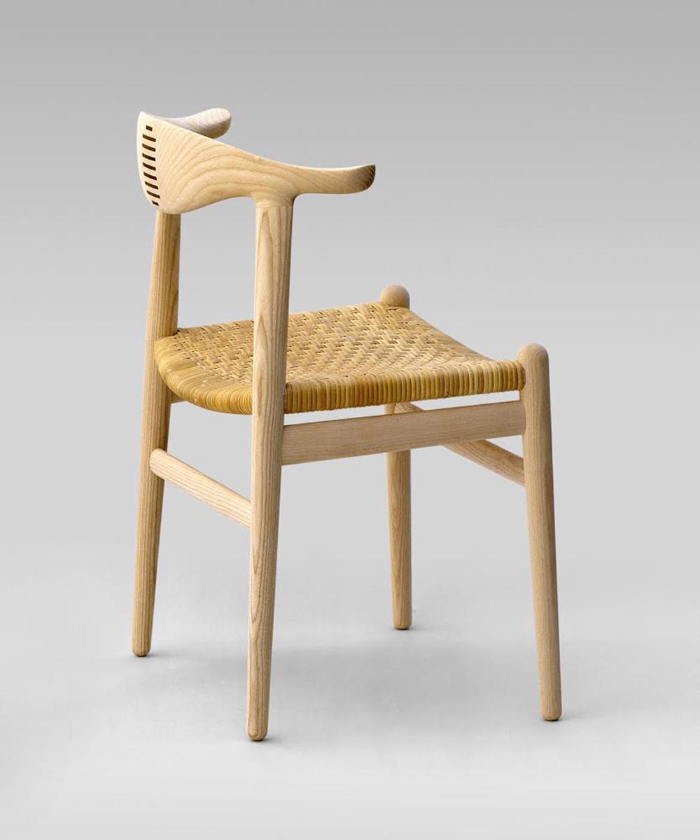 PP 505 The Cow Horn Chair - Hans Wegner
