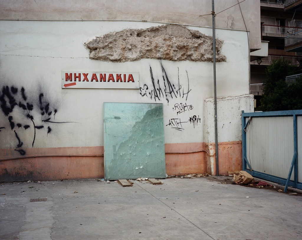 Bullet Riddled - Athens I hear you ©Georges Salameh
