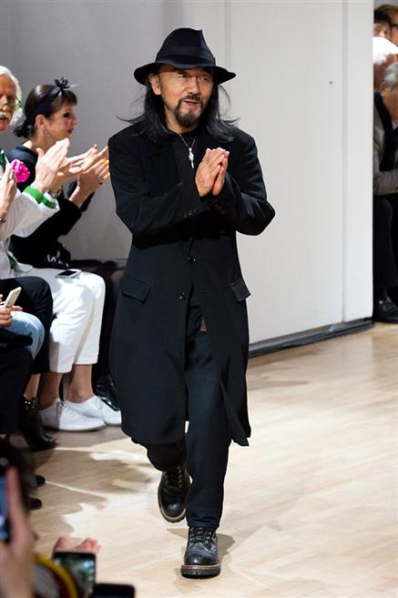 Yohji Yamamoto SS 2015