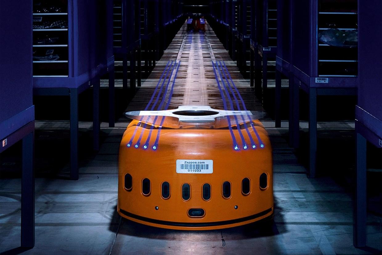 Kiva Systems - Amazon