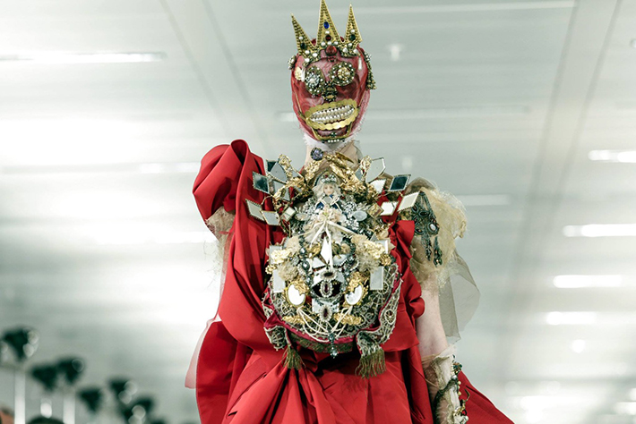 John Galliano per Margiela Haute Couture