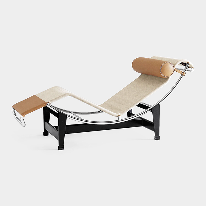 Le Corbusier - LC4 - Chaise longue
