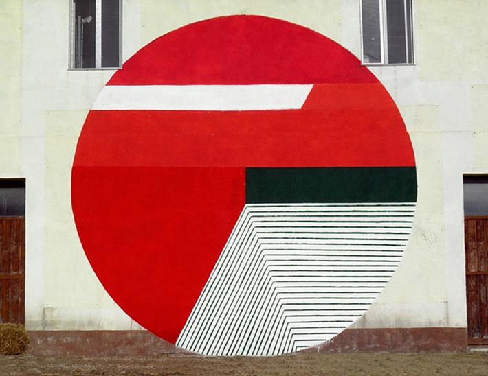 Cerchio G01 - Fondazione Mori - Civitanova Marche (2012)
