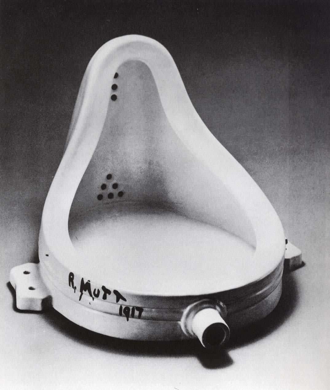 Orinatoio - Marcel Duchamp