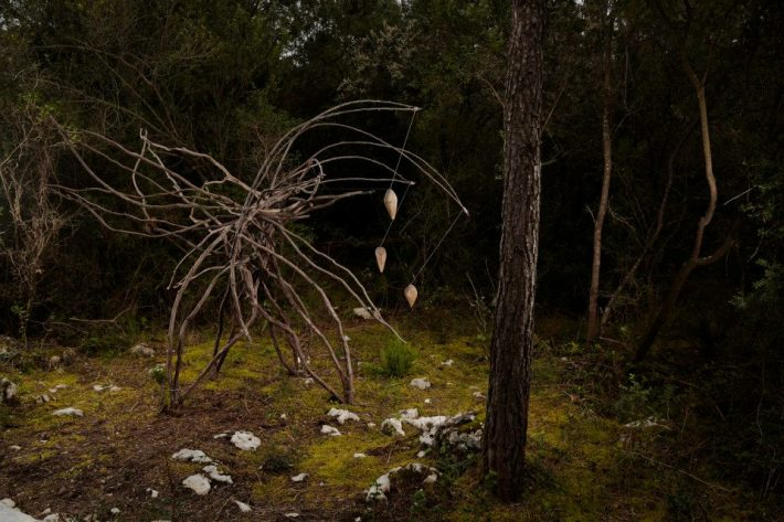 Spencer Byles - Sculture per la foresta