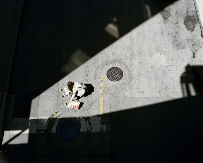 Split Milk From the series City Space - Clarissa Bonet