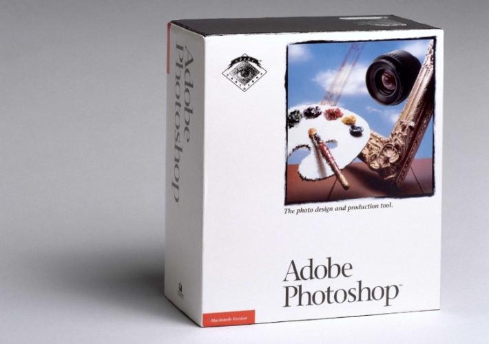 Festeggiare i 25 anni di Photoshop usando la versione 1.0