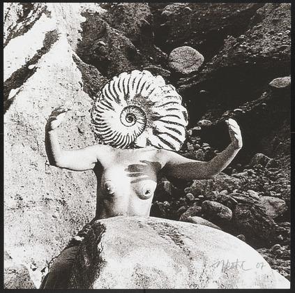 Goddess Head - 1975