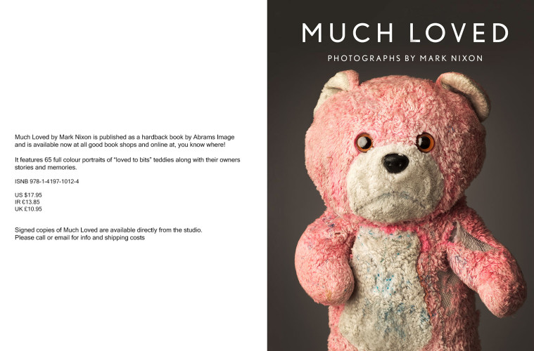 Muchloved - Mark Nixon