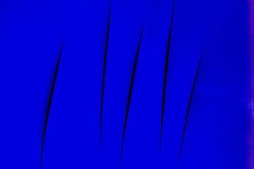 Lucio Fontana, L'attesa, Il telefono rotto, 1959-66