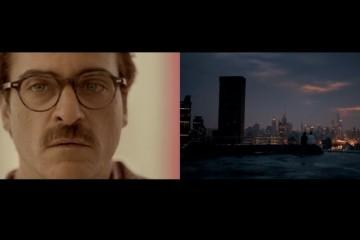 Le scene iniziali e finali dei film a confronto - Jacob T. Swinney