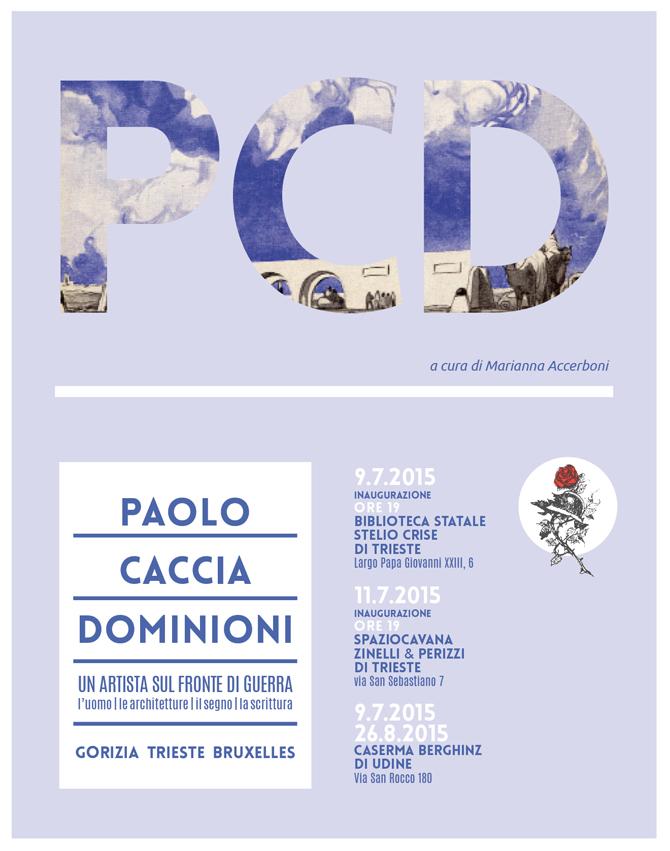 Paolo Caccia Dominioni - Un artista sul fronte di guerra