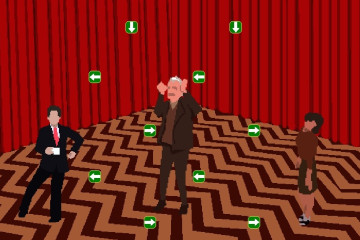 Fire Dance With Me - Il gioco ispirato a Twin Peaks