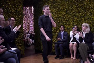 Raf Simons first show Dior