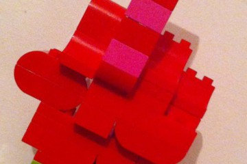 #Legosforweiwei