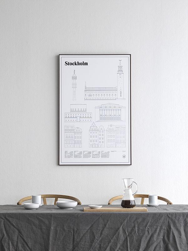 Stockholm - Studio Esinam