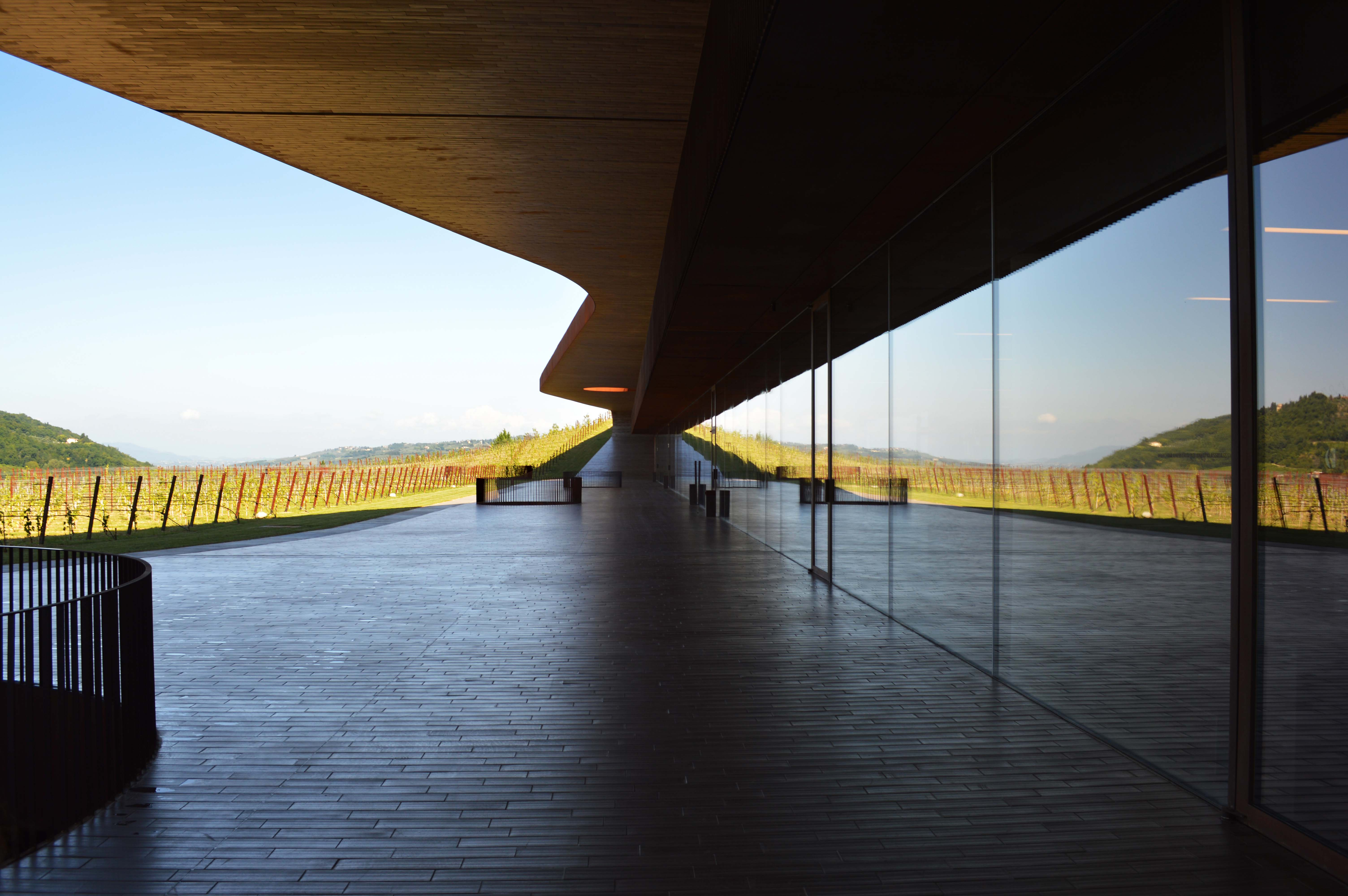 Antinori Winery-Archea Associati