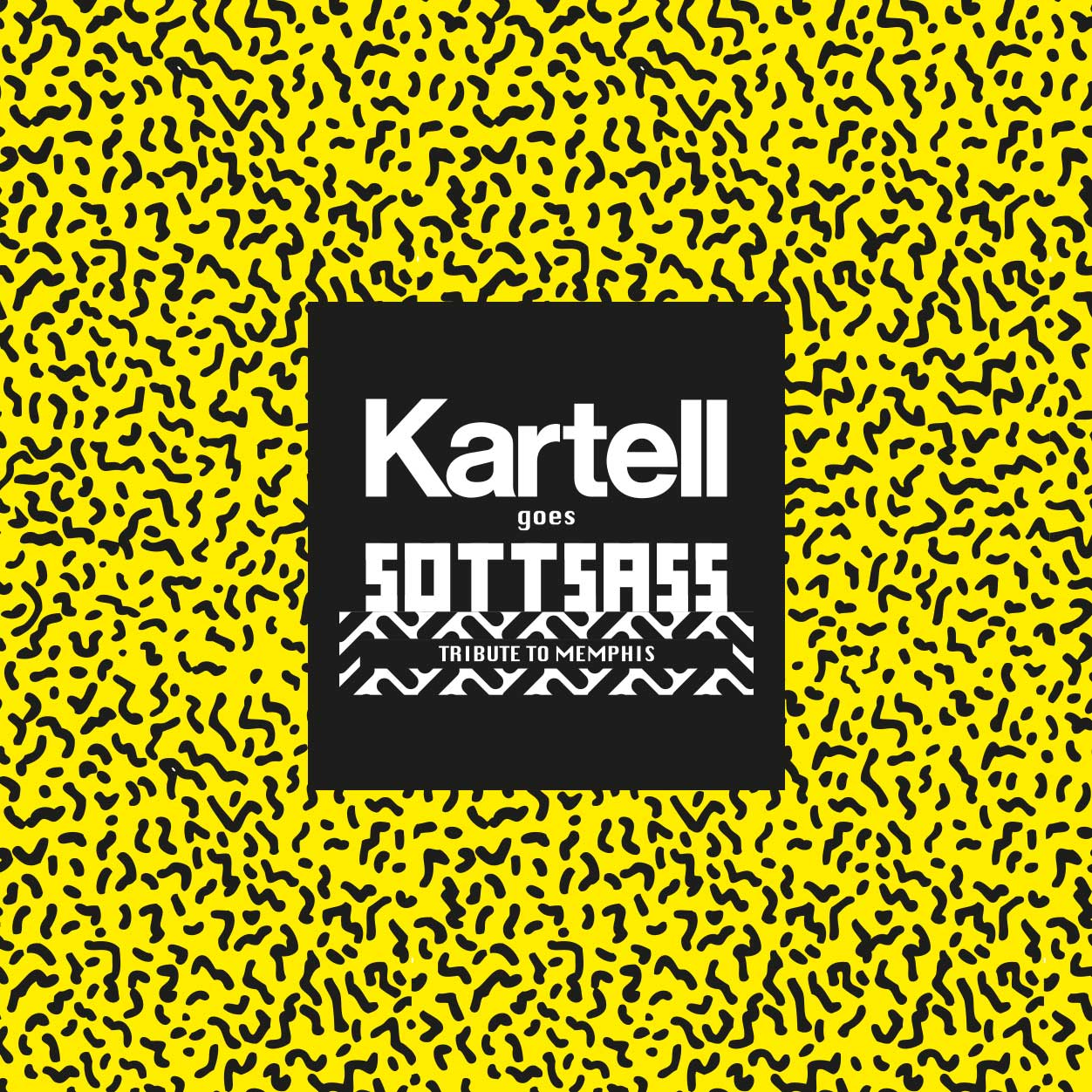 Kartell goes sottsass a tribute to memphis for Memphis sottsass