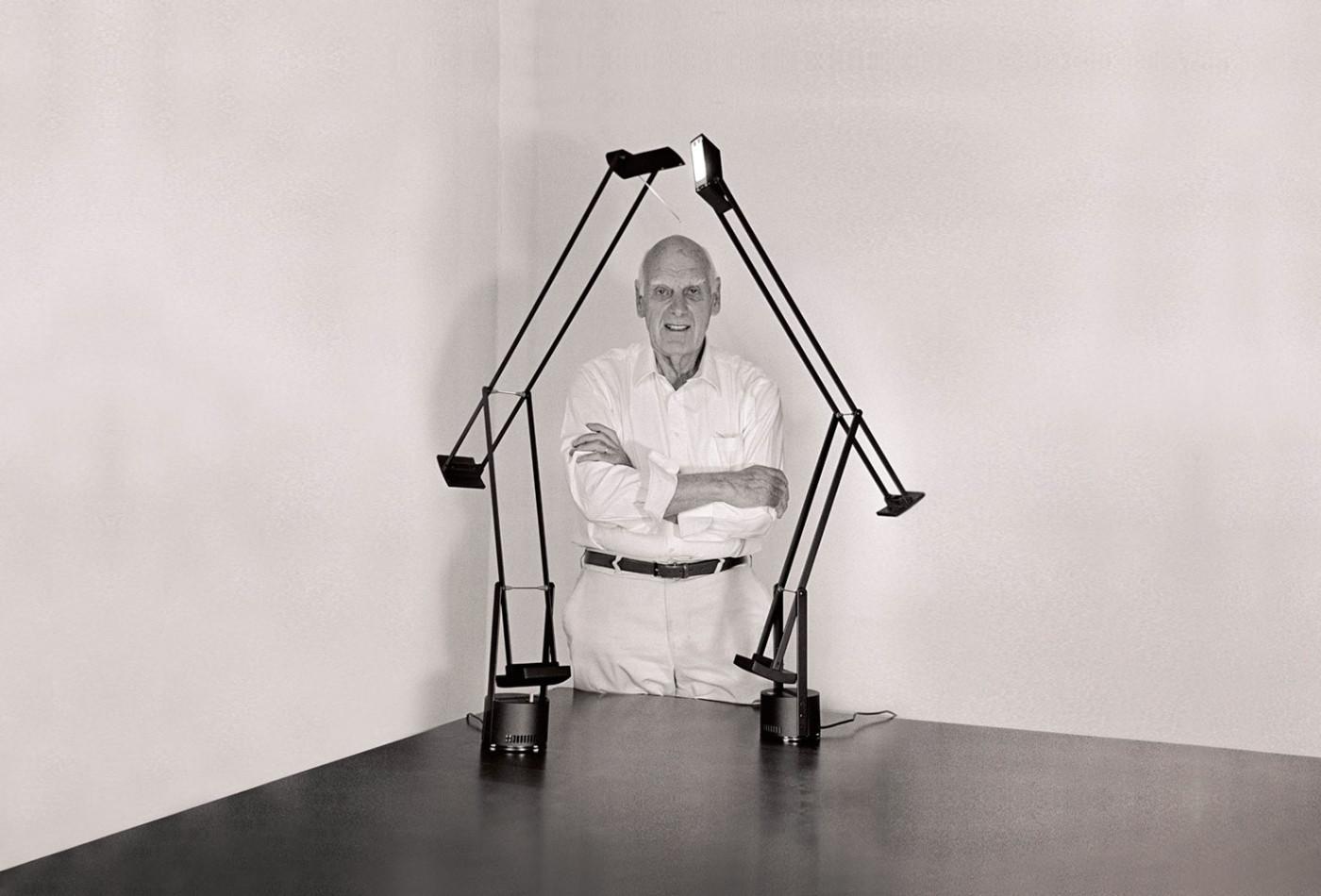 morte e lascito di richard sapper nella poetica del progetto. Black Bedroom Furniture Sets. Home Design Ideas