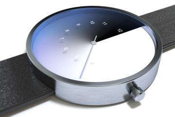 Hidden Time - L'orologio gradiente di Jiwoong Jung