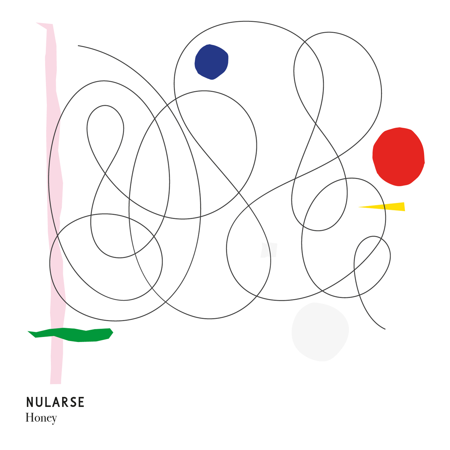 Nularse - Physical Law - artwork