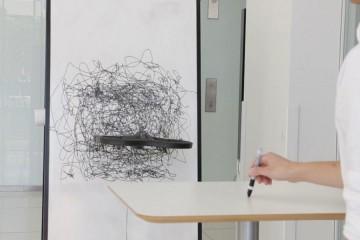 The Flying Pantograph - Il drone perfetto per i graffiti
