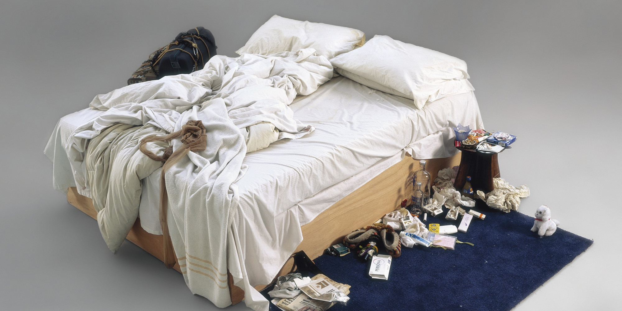 My Bed - Tracey Emin