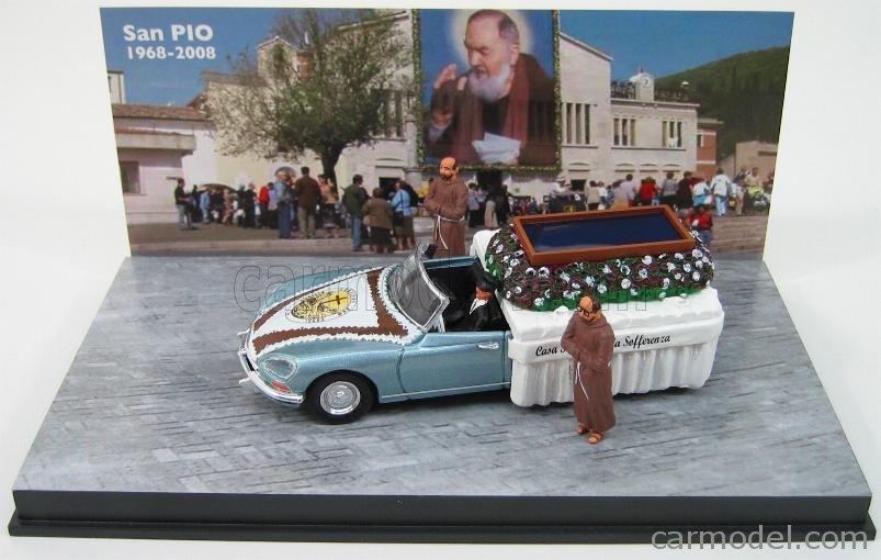 quasi diorama-padre Pio