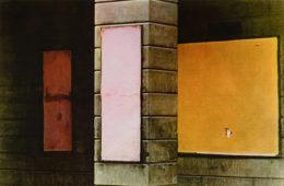 Franco Fontana, 1933, Modena, 1968, fotografia a colori, Galleria civica di Modena