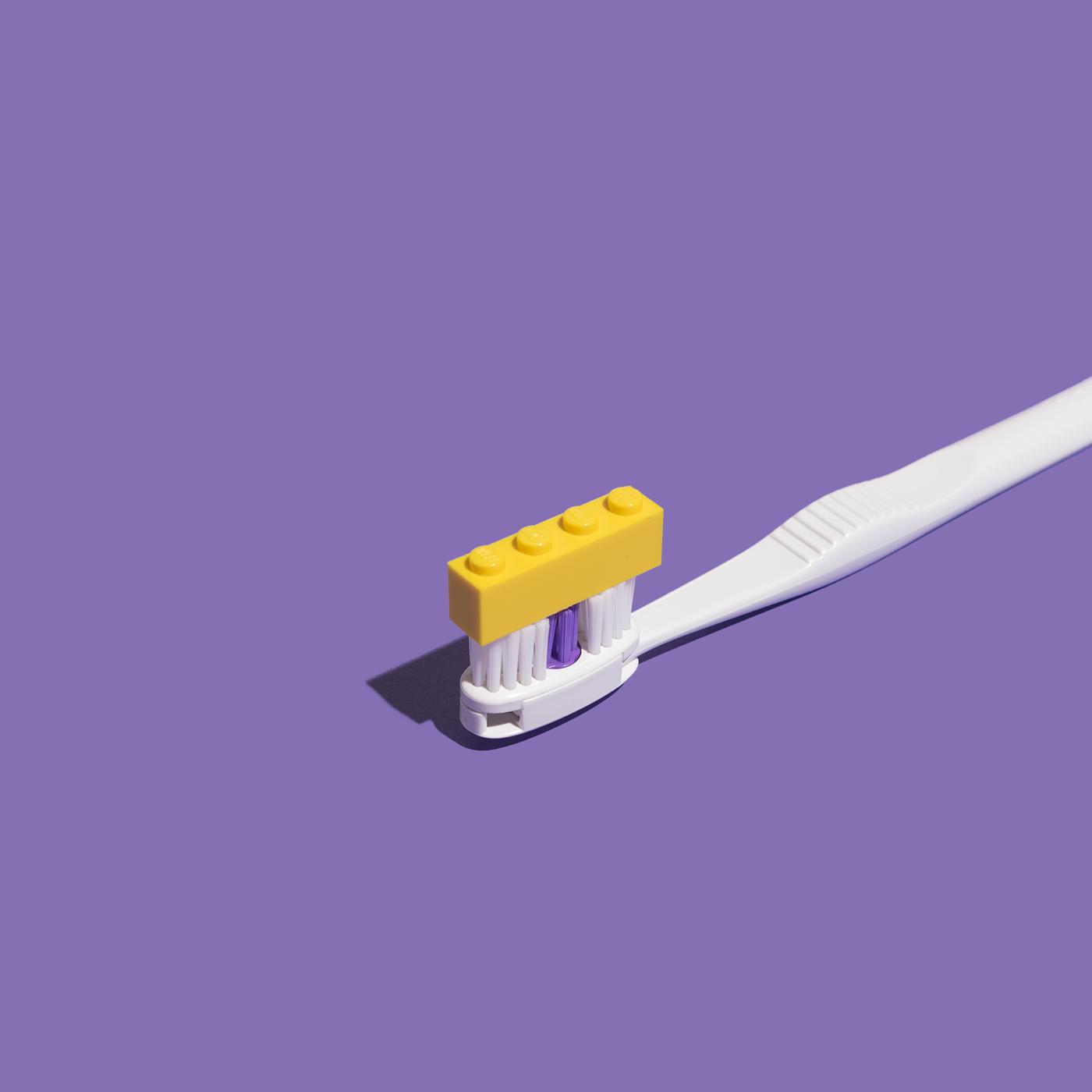 LEGO Toothpaste