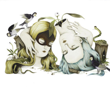 AW - Artist of the Week / Andrea Wan