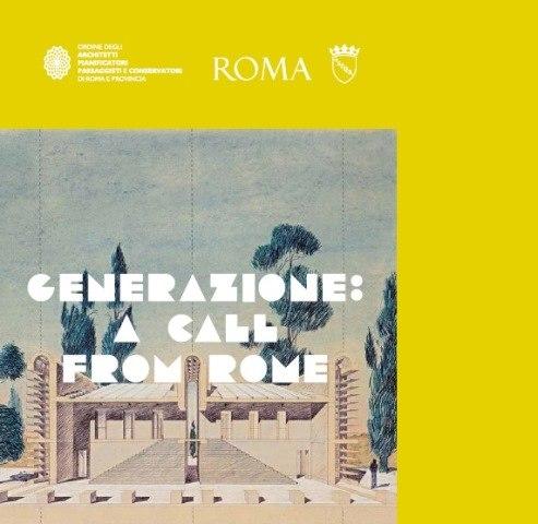 Generazione: call from Rome
