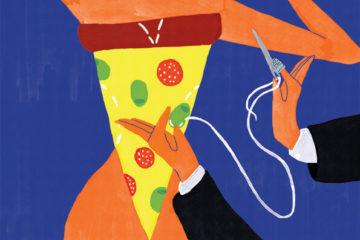 Pizza costume web